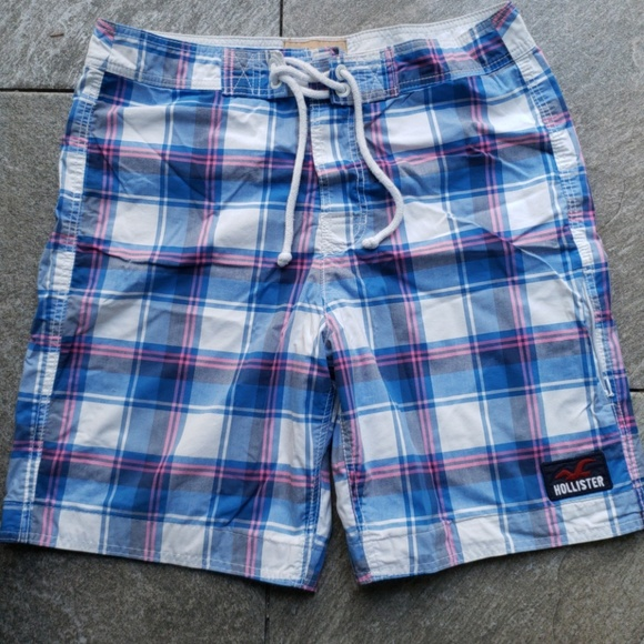 7f6cfe5273 Hollister Swim | Mens Trunks | Poshmark